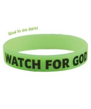 Cave Quest VBS 2016: Watch For God Wristbands, pack of 10