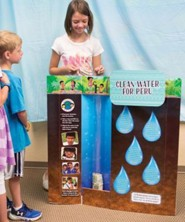 Clean Water for Peru Display