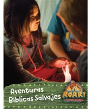 Roar: Manual del L&#237der Aventuras B&#237blicas Salvajes (Wild Bible Adventures Leader Manual, Spanish Edition)