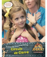Roar: Manual del L&#237der de Preescolar Peque&#241as Garras C&#237rculo de Cierre (Little Paws Preschool Closing Circle Leader Manual, Spanish Edition)