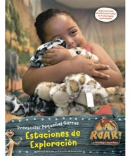 Roar: Manual del L&#237der de Preescolar Peque&#241as Garras Estaciones de Exploraci&#243n (Little Paws Preschool Exploration Stations Leader Manual, Spanish Edition)
