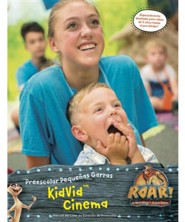 Roar: Manual del L&#237der de Preescolar Peque&#241as Garras KidVid Cinema (Little Paws Preschool KidVid Cinema Leader Manual, Spanish Edition)