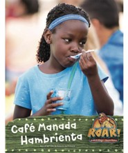 Roar: Manual del L&#237der Caf&#233 Manada Hambrienta (Hungry Herd Caf&#233 Leader Manual, Spanish Edition)