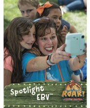 Roar: Manual del L&#237der Spotlight EBV (Spotlight VBS Leader Manual, Spanish Edition)