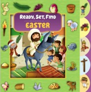 Ready, Set, Find Easter  -     By: Zondervan