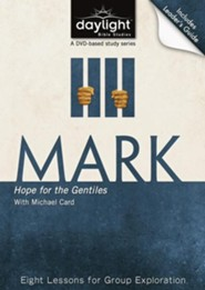 Mark: Hope for the Gentiles, DVD with Leader's Guide