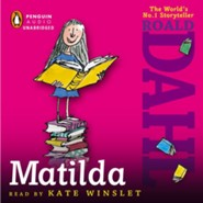 Matilda  -     Narrated By: Kate Winslet     By: Roald Dahl