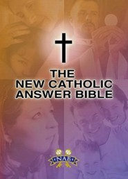 New Catholic Answer Bible-NABRE Multi-Colored