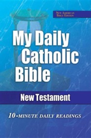 NAB My Daily Catholic New Testament, Paper