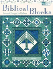 Biblical Blocks: Inspired Designs for Quilters Print on Demand Edition, Edition 0002