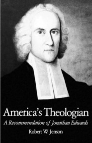 America's Theologian: A Recommendation of  -     By: Robert W. Jenson