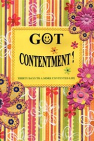 Got Contentment?  -     By: Joan B. Smith