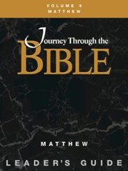 Jttb Teacher Volume 9 Matthew Revised  -     By: Van Bogard Dunn