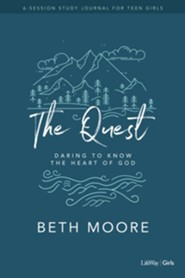 The Quest, Study Journal for Teen Girls DVD Leader Kit: Daring to Know the Heart of God