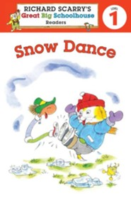 Richard Scarry's Readers (Level 1): Snow Dance  -     By: Erica Farber     Illustrated By: Huck Scarry