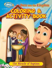 Coloring & Activity Book: Born Into the Kingdom