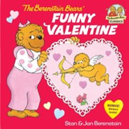 The Berenstain Bears' Funny Valentine  -     By: Stan Berenstain, Jan Berenstain