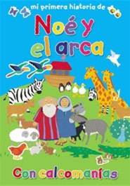 Mi Primera Historia de No y El Arca (My Very First Noah and the Ark)
