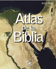 Atlas de La Biblia (the One-Stop Bible Atlas)