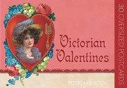 Victorian Valentines Postcard Book  -     By: Laughing Elephant Publishing