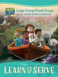 Deep Blue: Large Group/Small Group Kit, Winter 2017-18