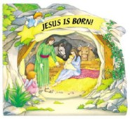 Jesus Is Born  -     Translated By: Patricia Edward Jablonski     By: Esther de Pilato     Illustrated By: Maria Grazia Boldorini