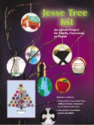 The Jesse Tree Kit *  -     By: Lynn M. Simms, Betsy Walter