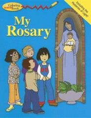 My Rosary  -     By: Virginia Helen Richards     Illustrated By: D. Thomas Halpin