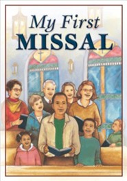 My First Missal (with Revisions)  -     By: Maria Grace Dateno