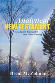 Analytical New Testament: An English Translation with Greek Parsing