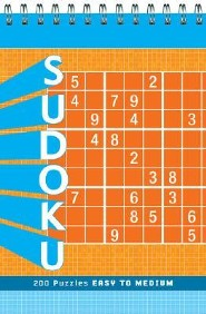 Sudoku: Easy to Medium  -     By: Zachary Pitkow, Xaq Pitkow