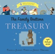 The Family Bedtime Treasury [With Audio CD]