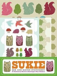 Sukie: Mix and Match Stationery  -     By: Darrell Gibbs, Julia Harding