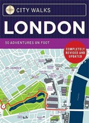 City Walks: London Cards: 50 Adventures on FootRevised Edition