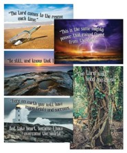 Shipwrecked: Bible Verse Posters (set of 5)