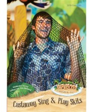 Shipwrecked: Castaway Sing & Play Skits DVD