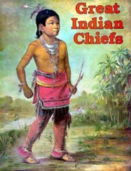 Indian Chiefs-Coloring Book