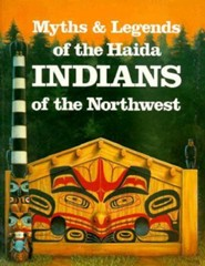 Myths & Legends of the Haida Indians of the Northwest Coloring Book