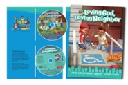 Deep Blue Connects: Loving God, Loving Neighbor Large/Small Group Kit, Fall 2019