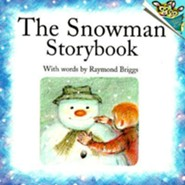 The Snowman Storybook  -     By: Raymond Briggs