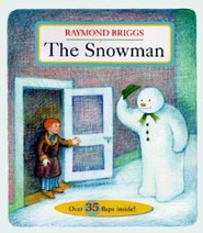 The Snowman Lift-and-Look Flap Book
