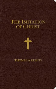 The Imitation of Christ, Zippered Cover  -     By: Thomas a Kempis