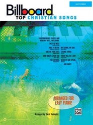 Billboard Top Christian Songs (for Piano)
