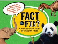 Fact or Fib?: A Challenging Game of True or False  -     By: Kathy Furgang