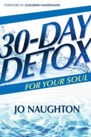 30 Day Dextox For Your Soul  -     By: Jo Naughton