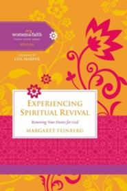 Experiencing Spiritual Revival, Women of Faith Study Guide Series
