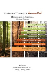 Handbook of Therapy for Unwanted Homosexual Attractions  -     Edited By: Julie Harren Hamilton Ph.D., Philip J. Henry Ph.D.     By: Ph. D. Julie Harren Hamilton(ED.) & Ph. D. Philip J. Henry(ED.)