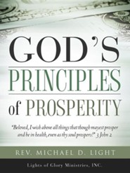 God's Principles of Prosperity  -     By: Michael D. Light