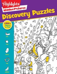 Favorite Discovery Puzzles  -
