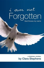 I Am Not Forgotten God Knows My Name  -     By: Clara Stephens